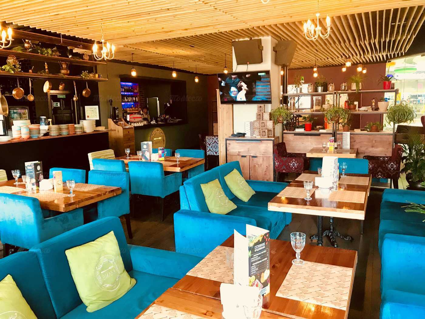 Ресторан Вилка на улице Планерной