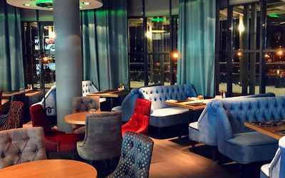 Банкетный зал ресторана 10/6 на Вешняковской  улице фото 2