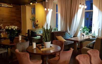 Банкетный зал ресторана LU на ул. Некрасова фото 1