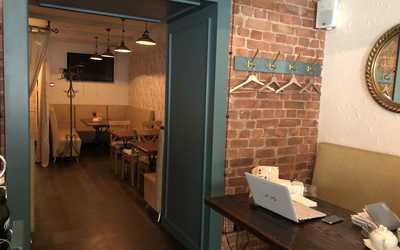 Банкетный зал ресторана Trattoria Stefano на Большом проспекте ПС фото 2