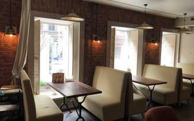 Банкетный зал ресторана Trattoria Stefano на Большом проспекте ПС фото 1