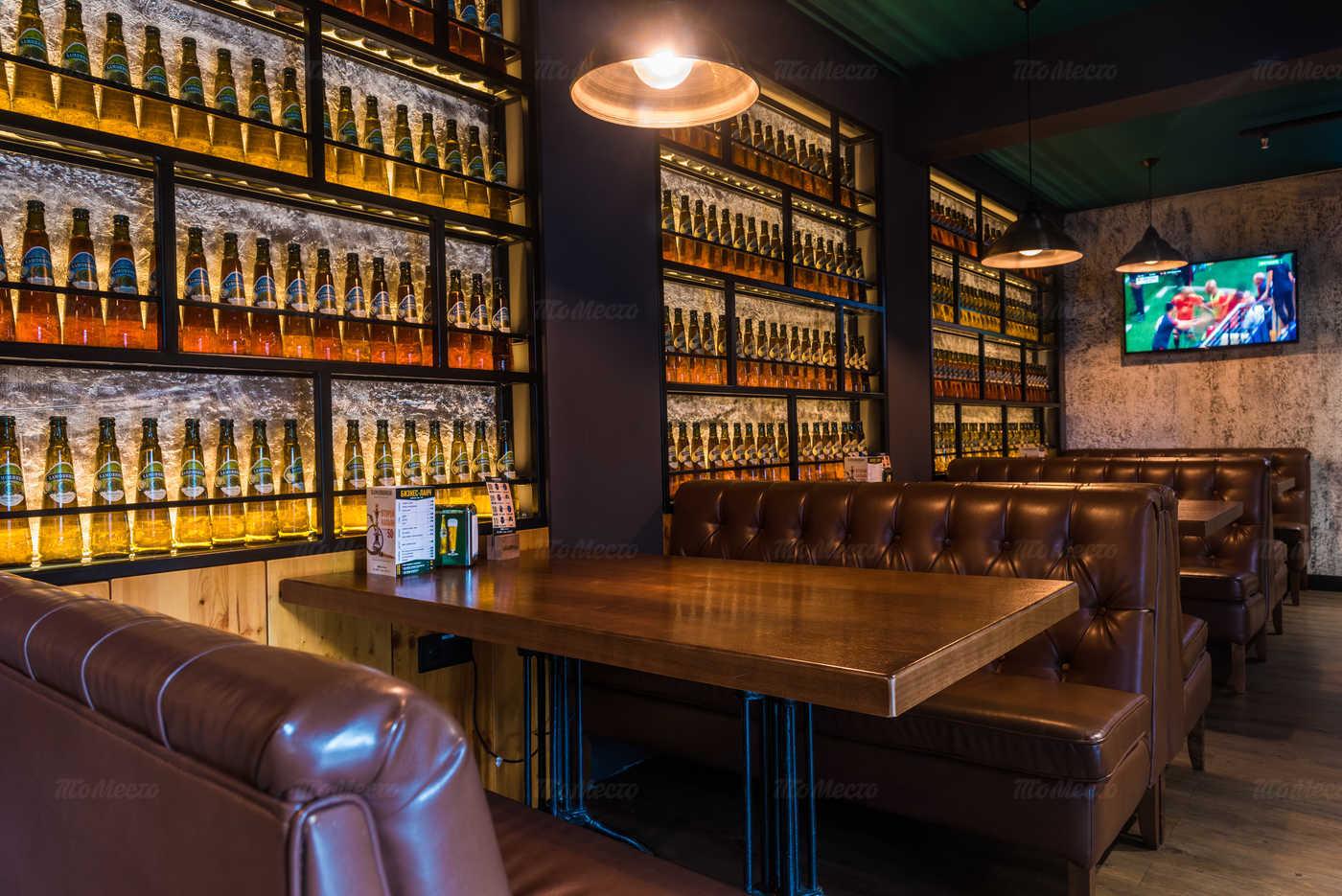 Ресторан Хамовники на улице Военной фото 3