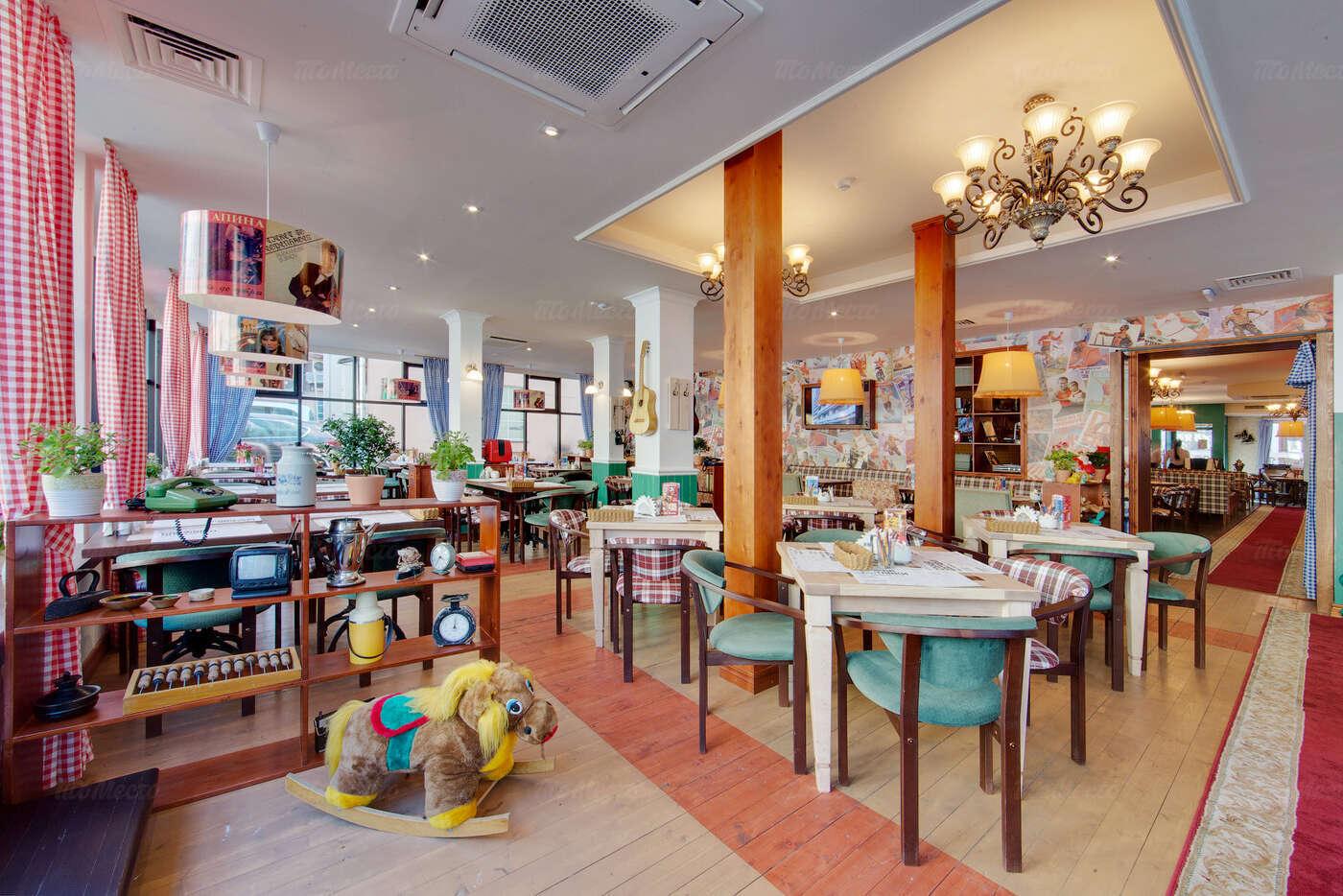Кафе Вареничная №1 в Климентовском переулке фото 4