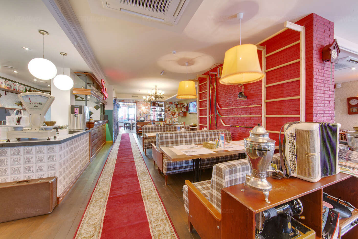 Кафе Вареничная №1 в Климентовском переулке фото 3