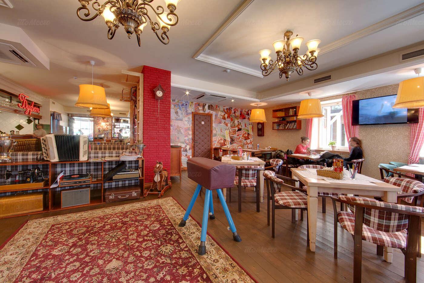 Кафе Вареничная №1 в Климентовском переулке фото 5