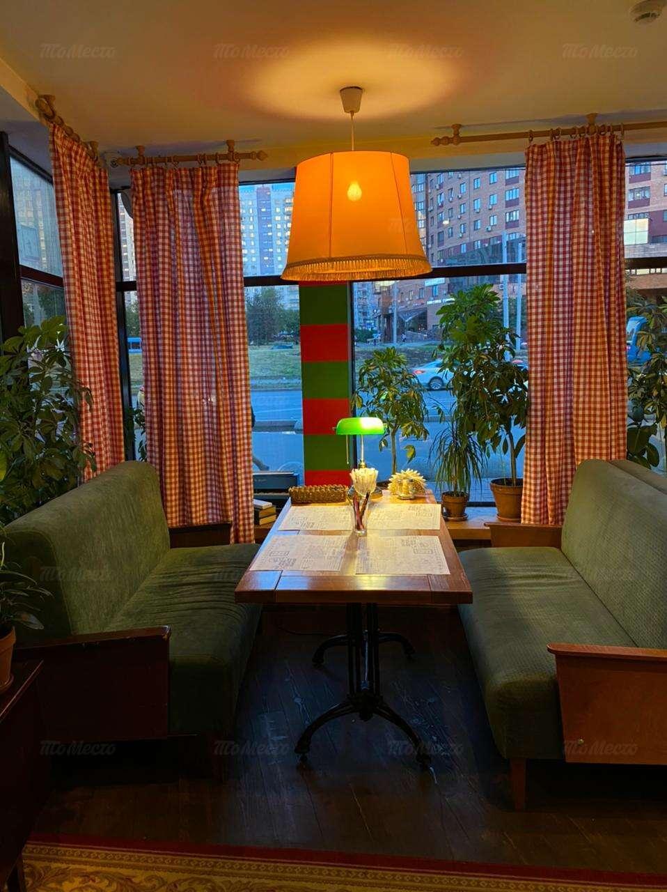 Кафе Вареничная №1 на Воронцовской улице фото 11