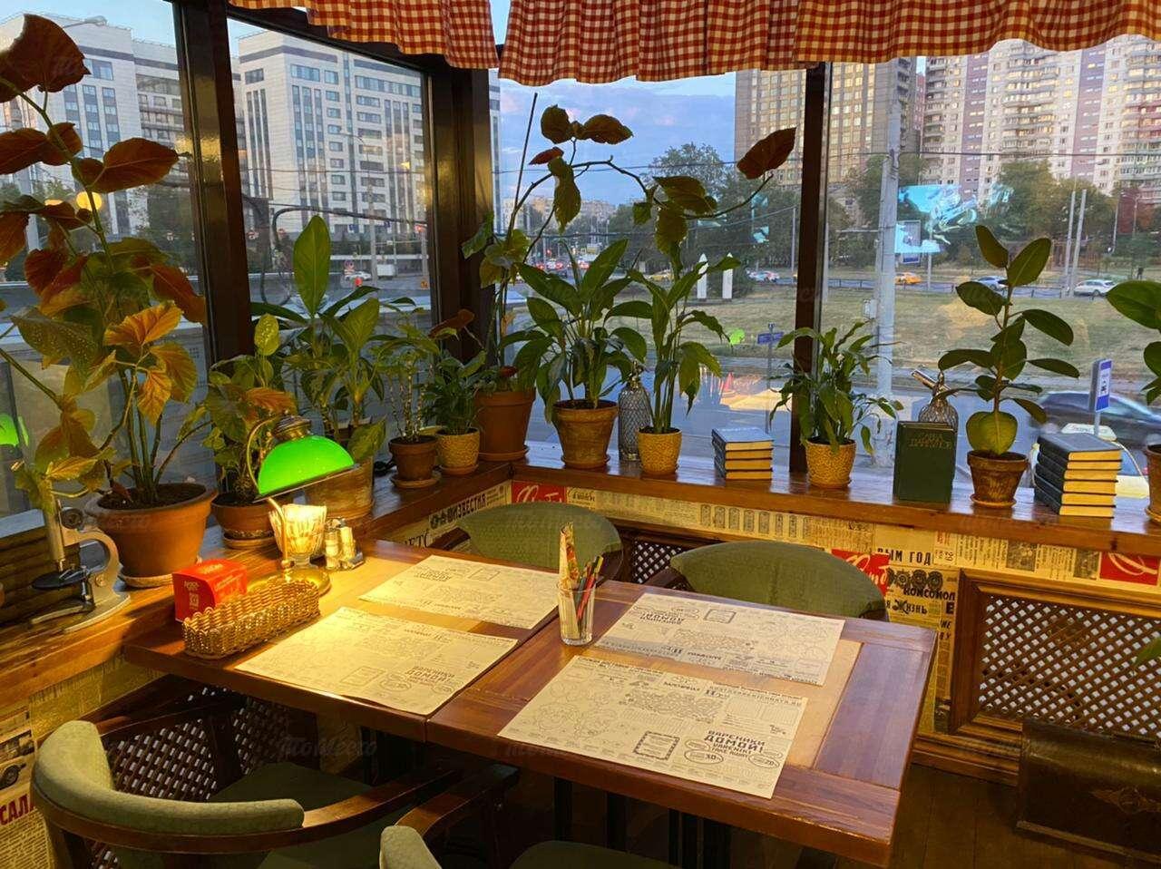 Кафе Вареничная №1 на Воронцовской улице фото 20
