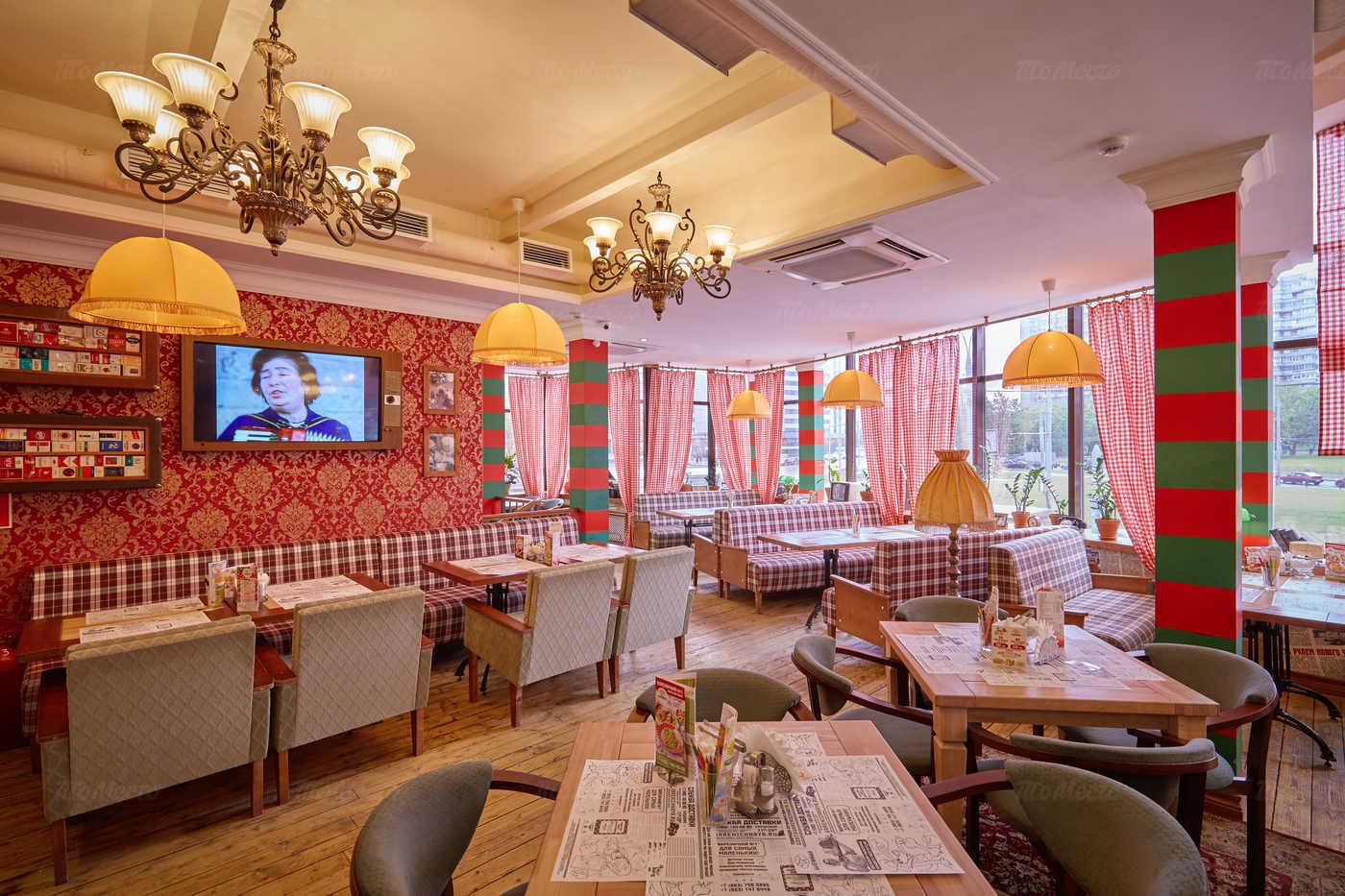 Кафе Вареничная №1 на Воронцовской улице фото 6
