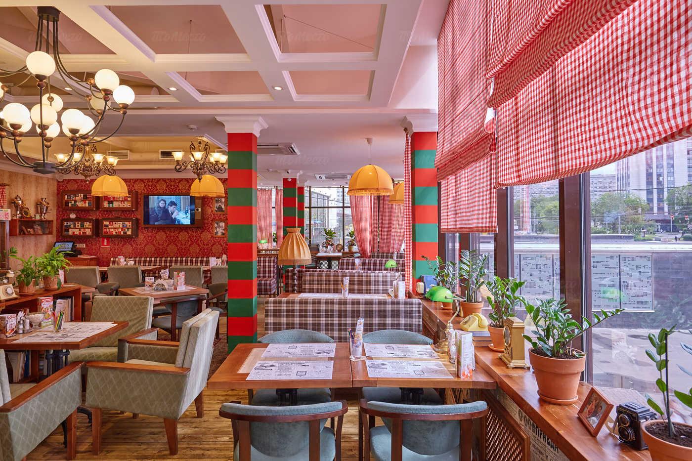 Кафе Вареничная №1 на Воронцовской улице фото 5