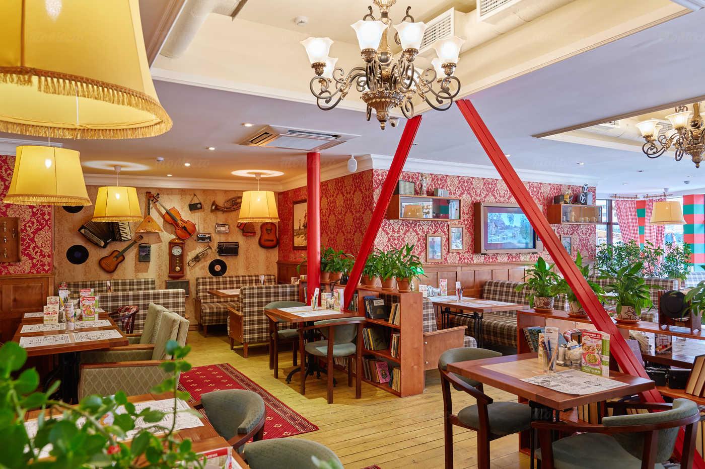 Кафе Вареничная №1 на Воронцовской улице
