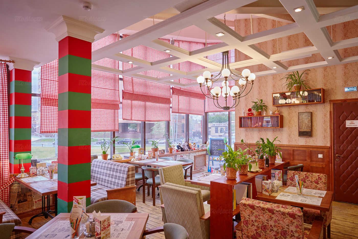 Кафе Вареничная №1 на Воронцовской улице фото 4