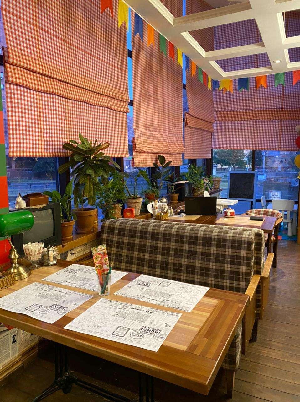 Кафе Вареничная №1 на Воронцовской улице фото 21