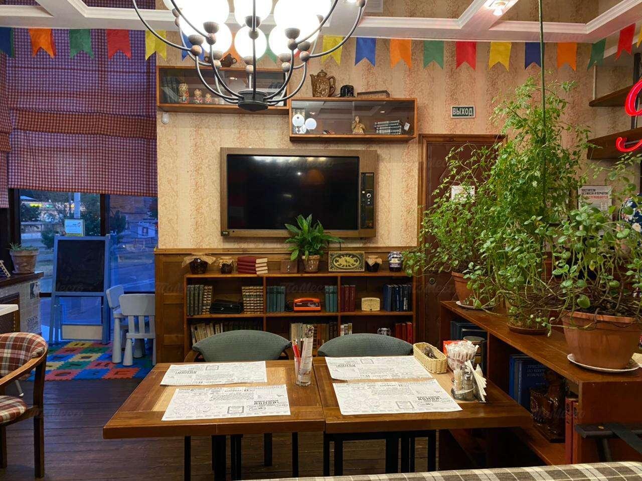 Кафе Вареничная №1 на Воронцовской улице фото 19