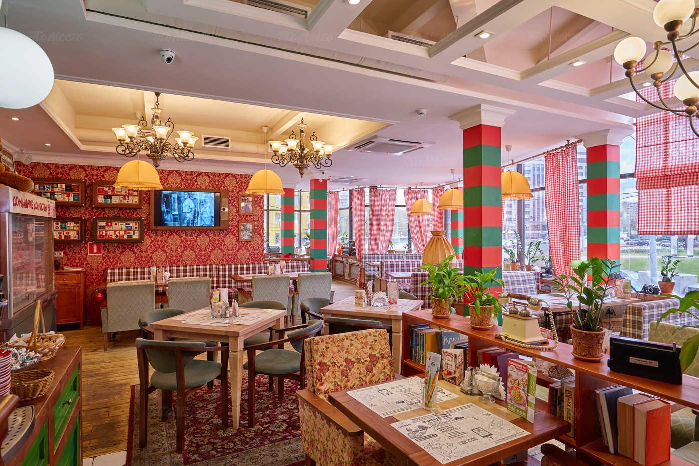 Кафе Вареничная №1 на Воронцовской улице фото 7