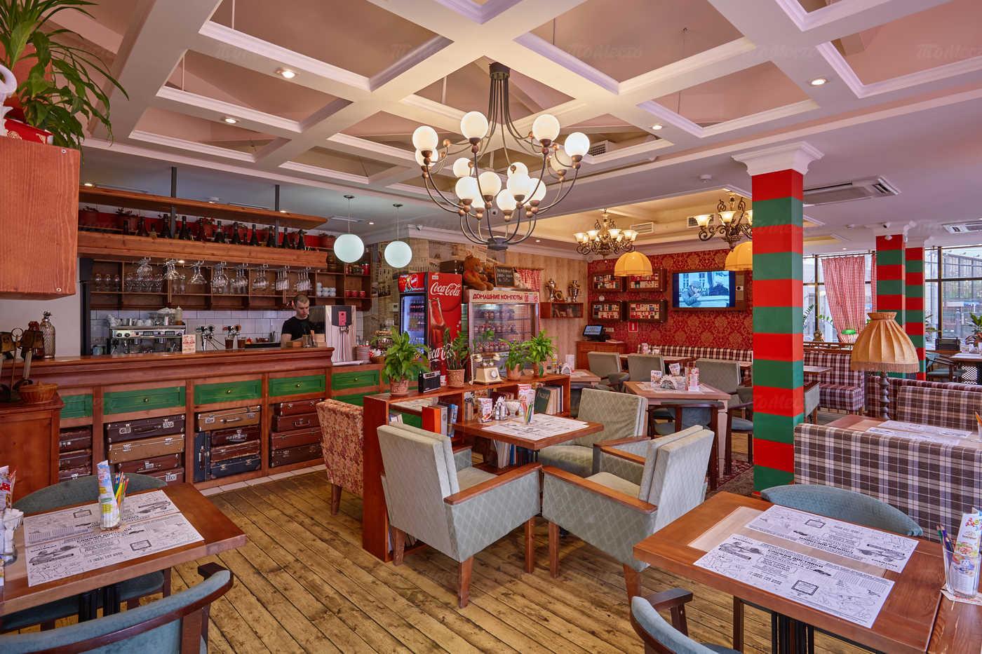 Кафе Вареничная №1 на Воронцовской улице фото 3