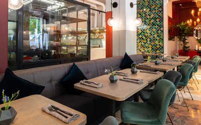 Банкетный зал ресторана Choice (Healthy Social Club) на Малой Никитской фото 3