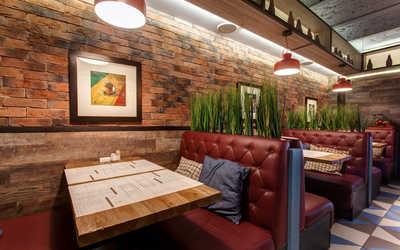 Банкетный зал ресторана Ketch Up (Кетч Ап) на Литейном проспекте фото 3