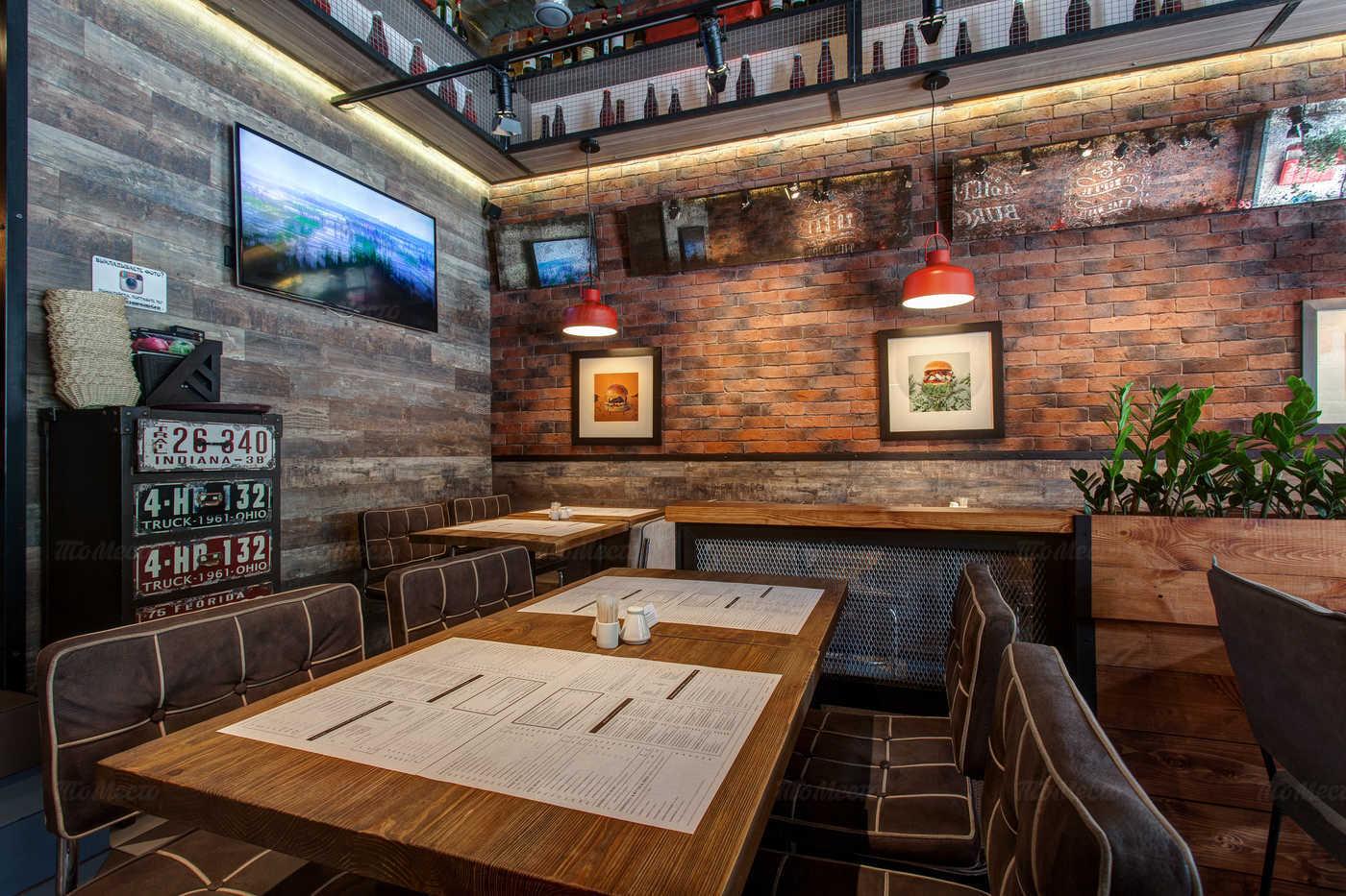 Ресторан Ketch Up (Кетч Ап) на Литейном проспекте фото 10