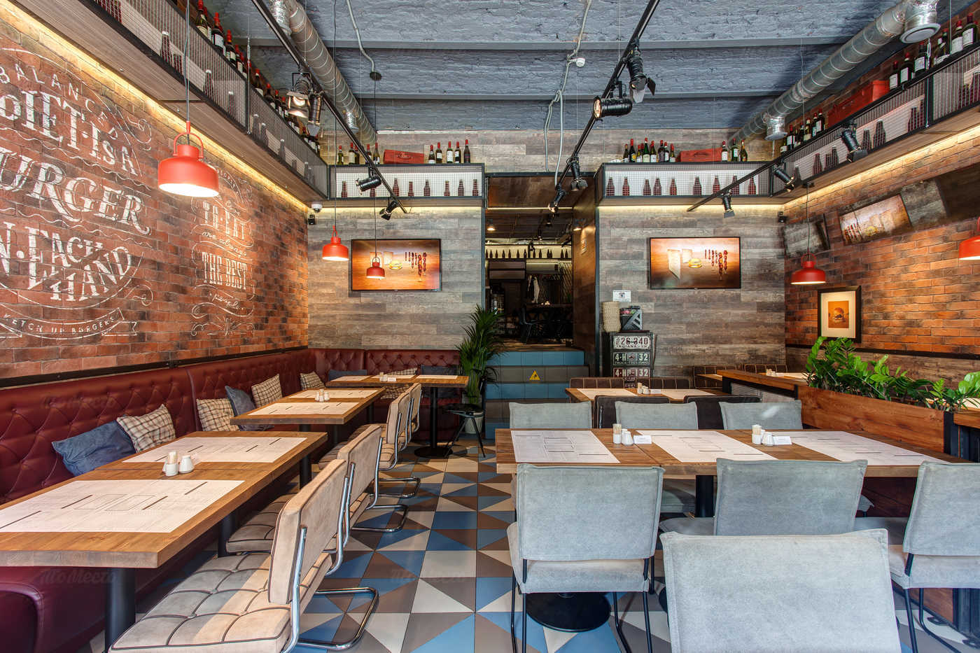 Ресторан Ketch Up (Кетч Ап) на Литейном проспекте