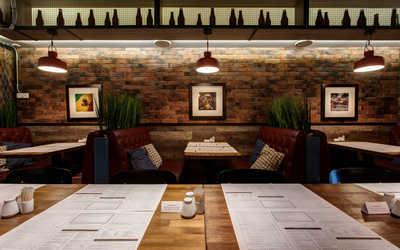 Банкетный зал ресторана Ketch Up (Кетч Ап) на Литейном проспекте фото 2