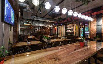 Банкетный зал ресторана Ketch Up на 6-й линии В.О. фото 3