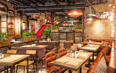Банкетный зал ресторана Ketch Up Burgers на улице Льва Толстого фото 3