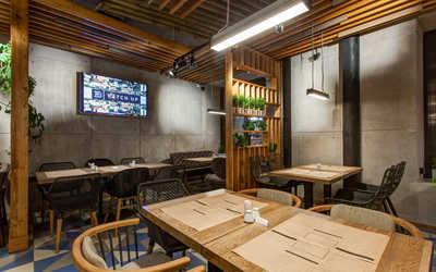 Банкетный зал ресторана Ketch Up на Комендантской площади фото 3