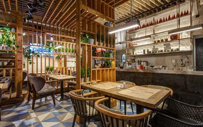 Банкетный зал ресторана Ketch Up на Комендантской площади фото 1