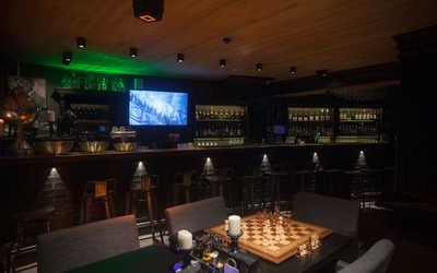 Банкетный зал бара Roxette на проспекте Энгельса фото 3