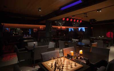 Банкетный зал бара Roxette на проспекте Энгельса фото 2