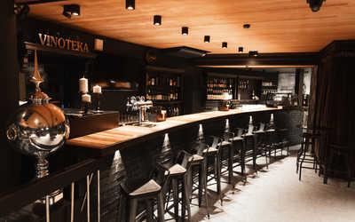 Банкетный зал бара Roxette на проспекте Энгельса фото 1
