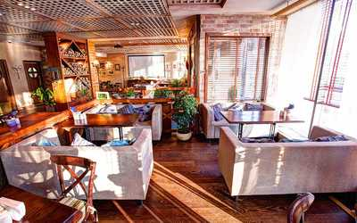Банкетный зал ресторана Trattoria Chili Pizza на Типанова фото 2