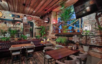 Банкетный зал бара Black Hat (Блэк Хэт) на улице Садово-Каретной фото 2