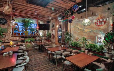 Банкетный зал бара Black Hat (Блэк Хэт) на улице Садово-Каретной фото 1