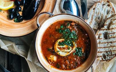 Меню ресторана Semplice (Траттория Семпличе) на Мытной фото 3