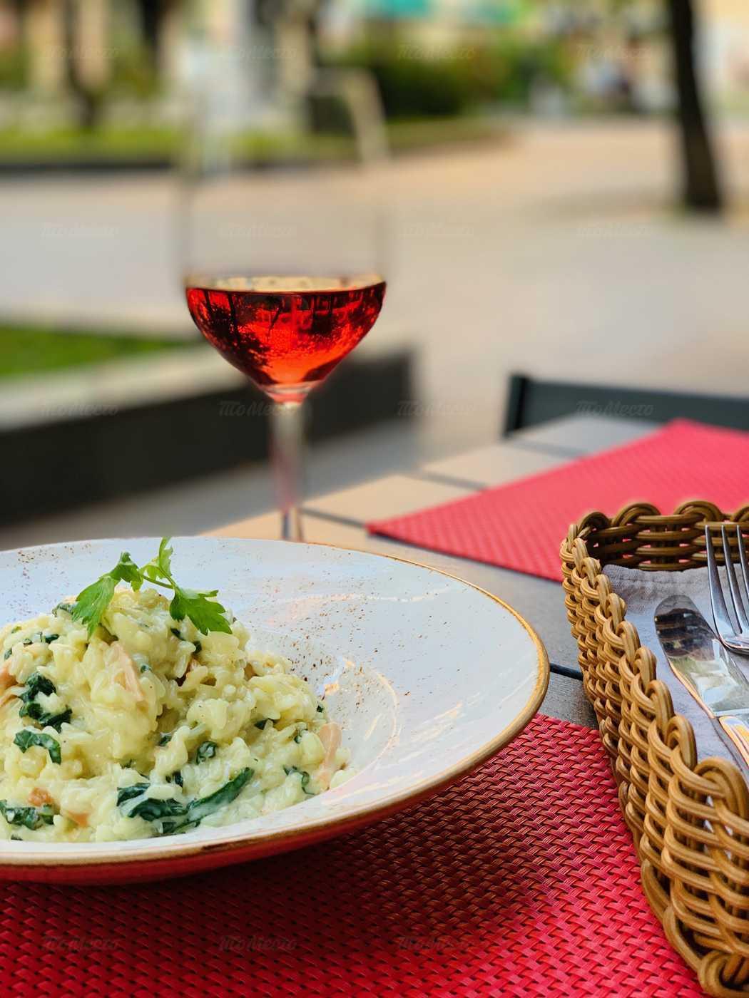 Меню ресторана Semplice (Траттория Семпличе) на улице Долгоруковской фото 12