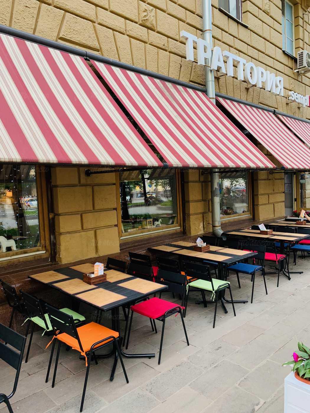Ресторан Semplice (Траттория Семпличе) на улице Долгоруковской фото 12