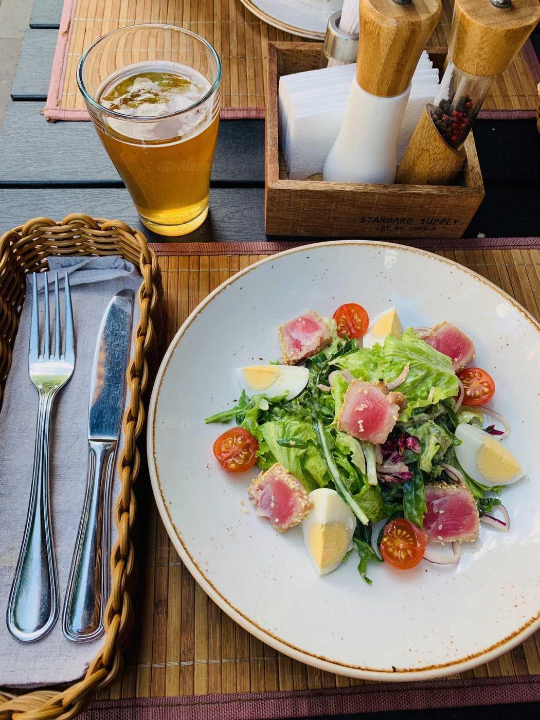 Меню ресторана Semplice (Траттория Семпличе) на улице Долгоруковской фото 8