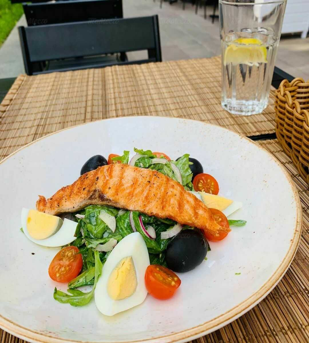 Меню ресторана Semplice (Траттория Семпличе) на улице Долгоруковской фото 9