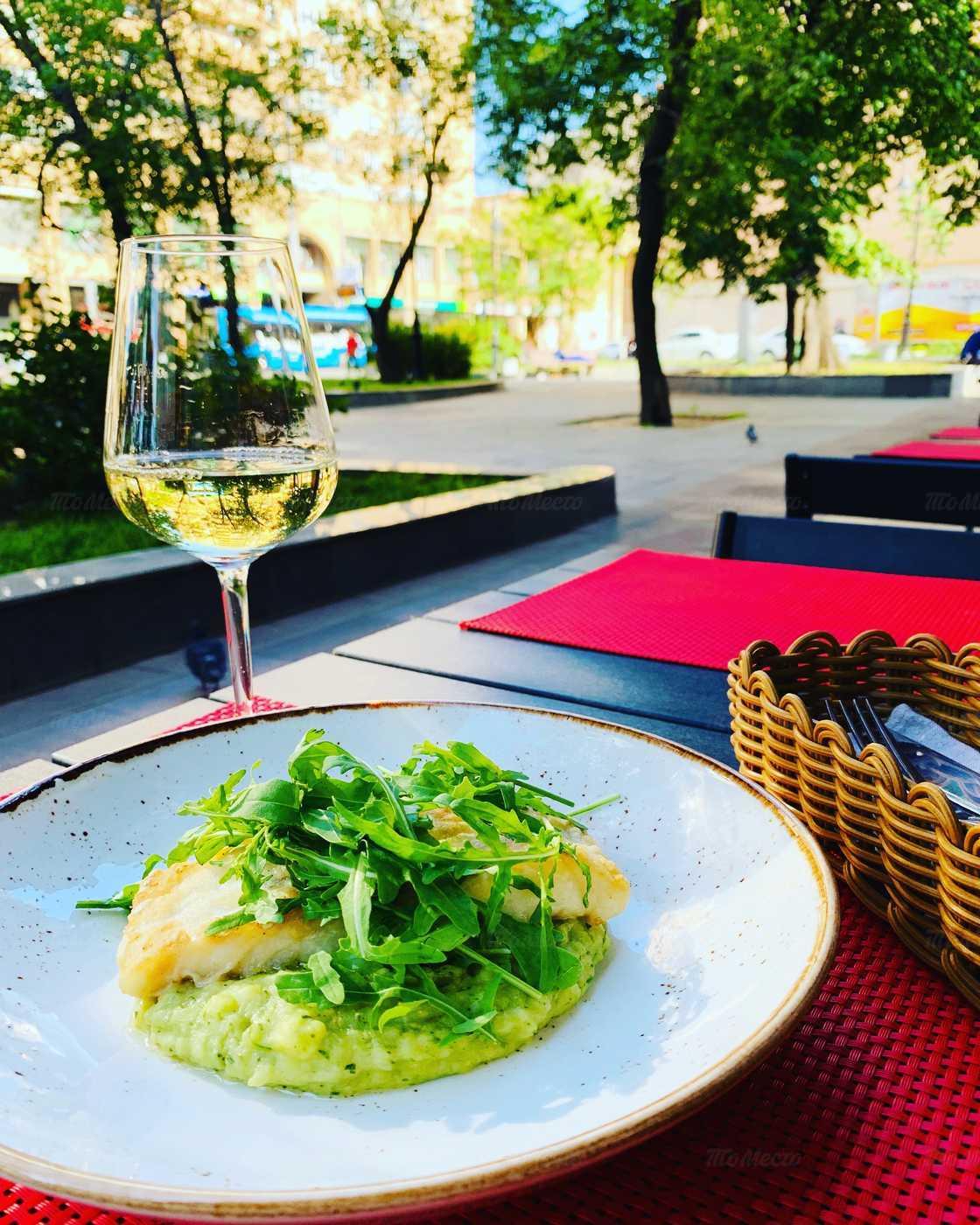 Меню ресторана Semplice (Траттория Семпличе) на улице Долгоруковской фото 13
