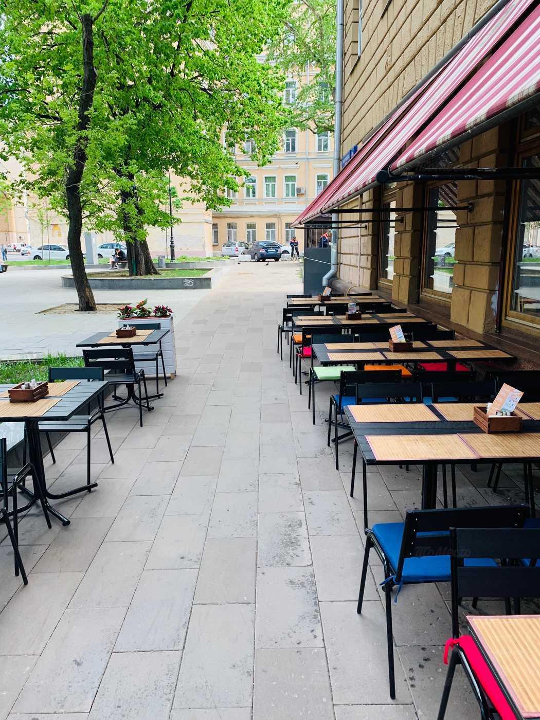 Ресторан Semplice (Траттория Семпличе) на улице Долгоруковской фото 11
