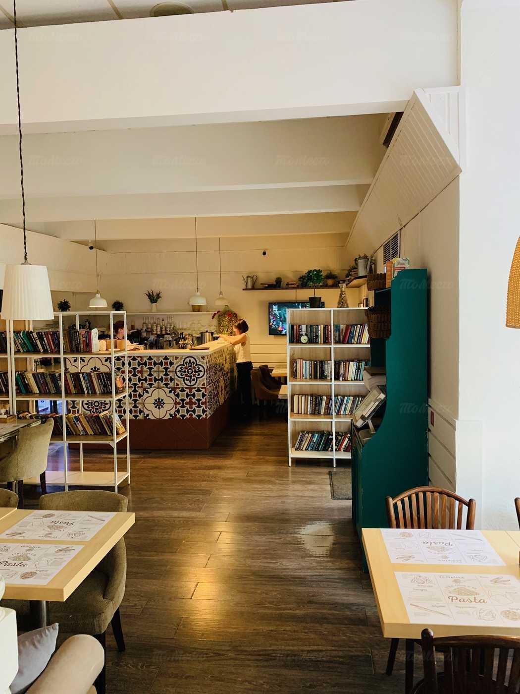 Ресторан Semplice (Траттория Семпличе) на улице Долгоруковской фото 10