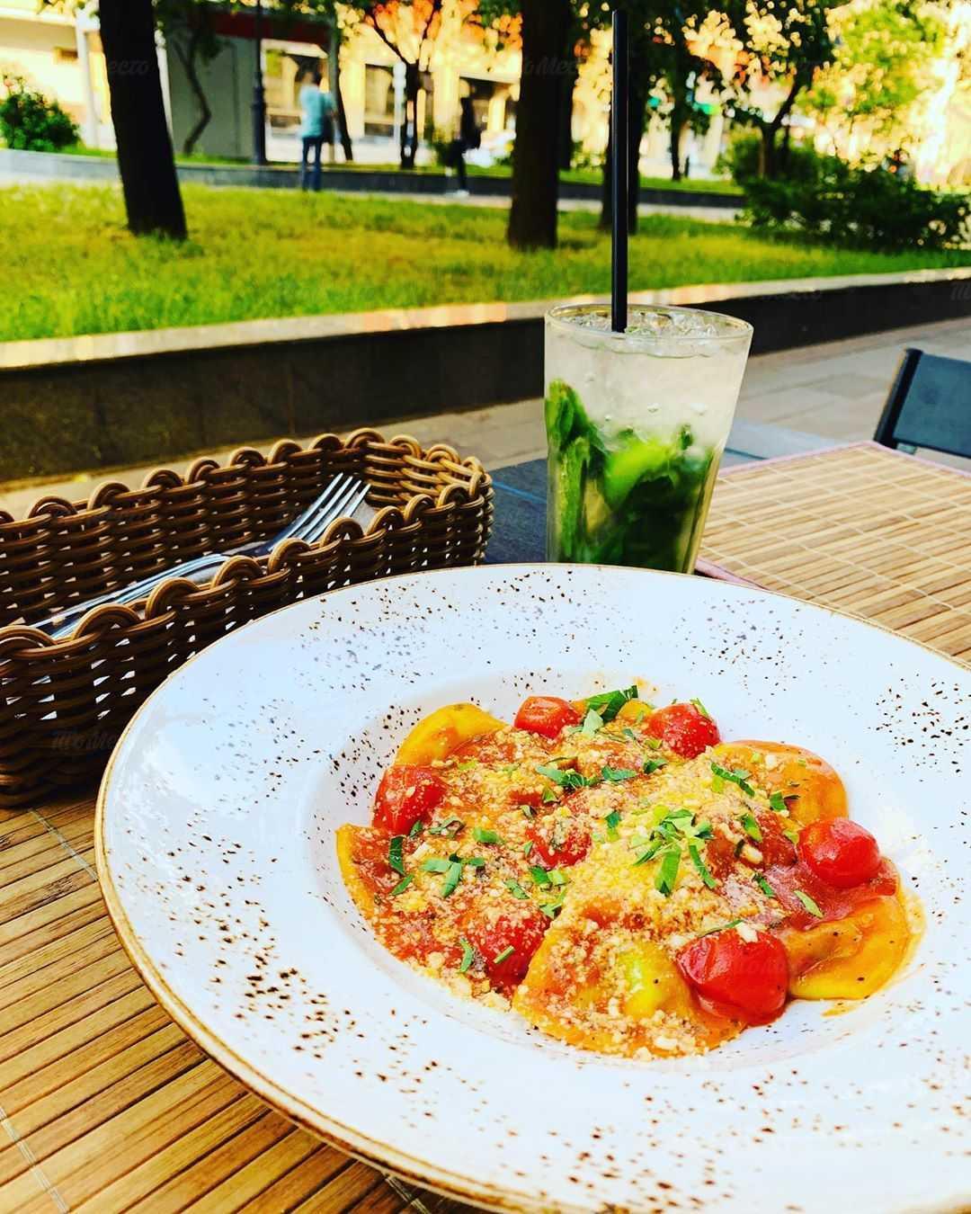 Меню ресторана Semplice (Траттория Семпличе) на улице Долгоруковской фото 11
