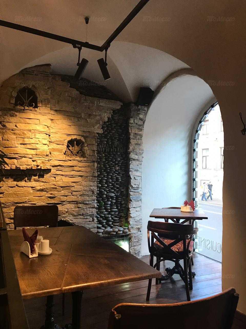 Ресторан Сулугуни и вино на улице Гороховой фото 3