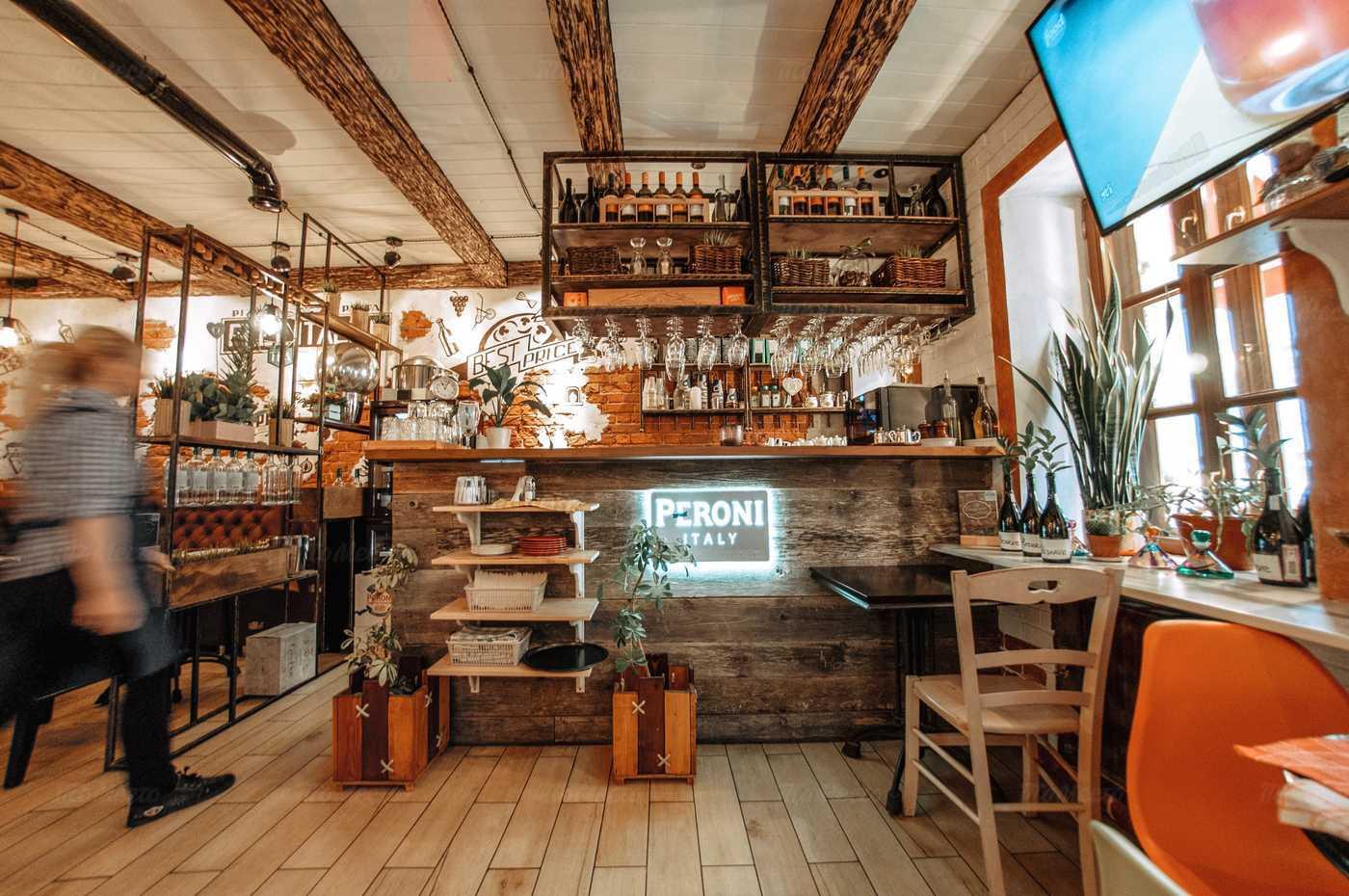 Ресторан Feel Italian на Пятницкой фото 13