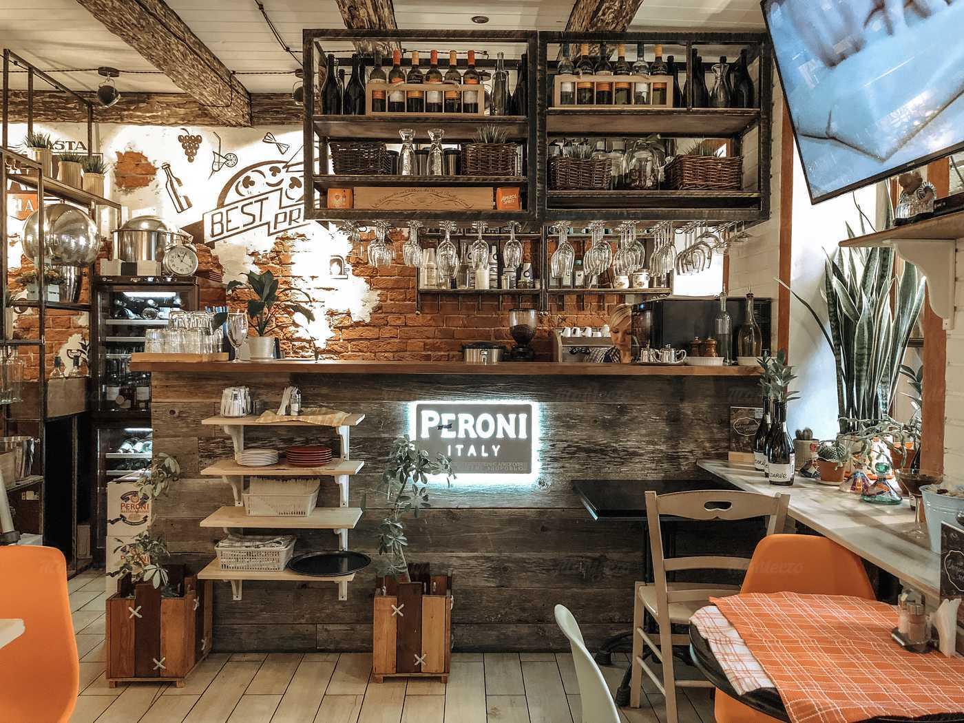 Ресторан Feel Italian на Пятницкой фото 4