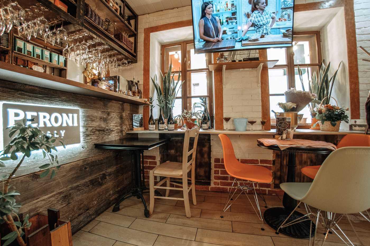 Ресторан Feel Italian на Пятницкой фото 5