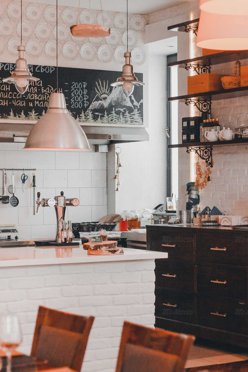 Кафе Сиберика (Siberika) на набережной Лейтенанта Шмидта фото 3