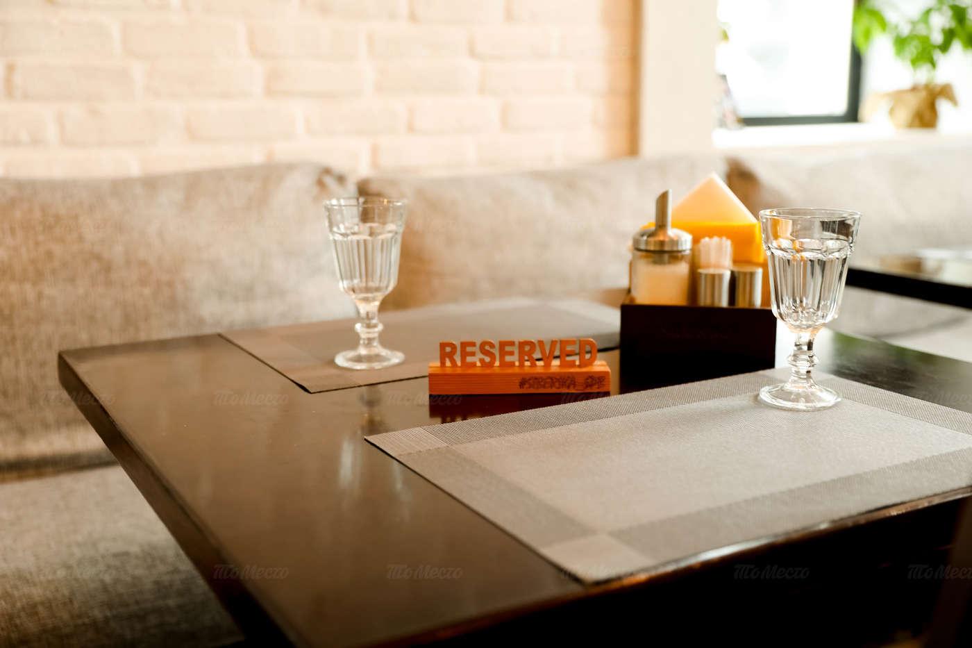 Кафе Сиберика (Siberika) на набережной Лейтенанта Шмидта фото 9