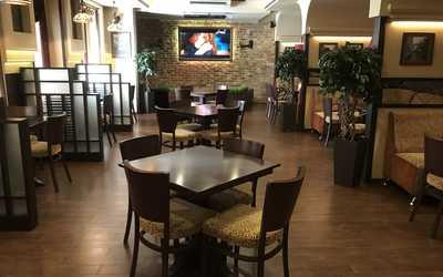 Банкетный зал кафе Атмосфера на Чкаловском проспекте фото 2